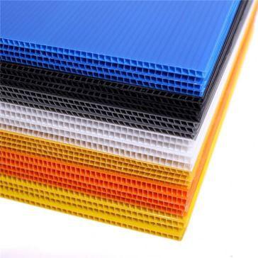 Bulk Corrugated Cardboard Sheets